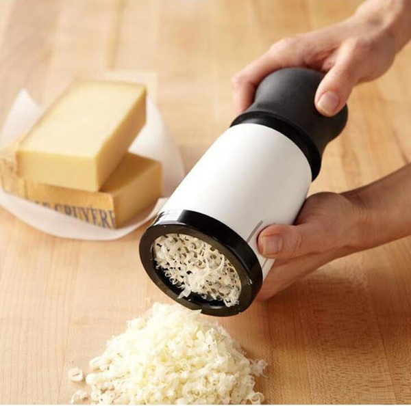 top popular Cheese Grater Baking Tools Cheese Slicer Mill Kitchen Gadget ralador de queijo Hot Selling 2019