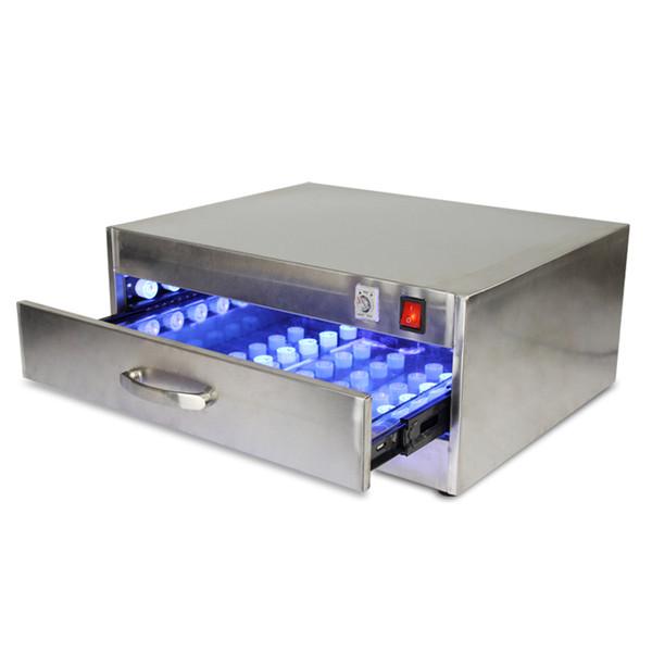 110V/220V 84 LED UV Lamp curing oven LCD UV glue box Light for LCD Repairing