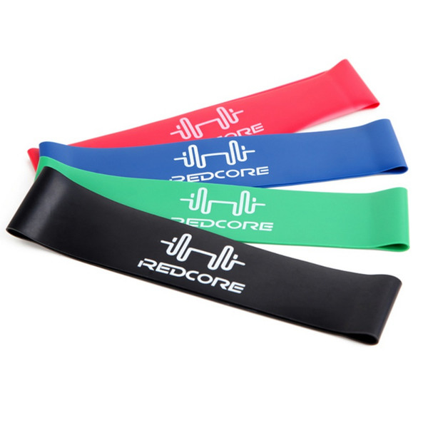 4Pcs/Set Pilates Latex Tubing Expanders Exercise Tubes Practical Strength Resistance Band Sets Crossfit Fitness Equipment Sale