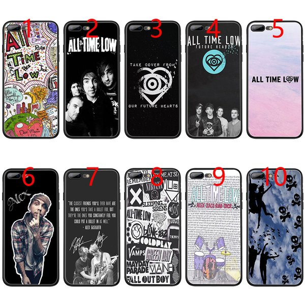 All Time Low Alex Gaskarth iphone case