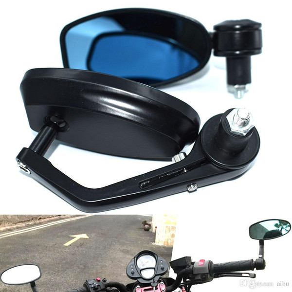 Rearview Mirror Mirror Adjustable for Bike Bicycle Handlebar Accessory T