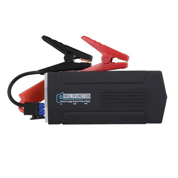 New 68800mAH Battery Charger LCD Display 12V 4 USB Portable Mini Car Emergency Jump Starter Power Bank For Emergency