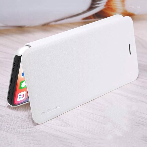 2018 New Mobile phone cover leather cover protection against falling business luxury four colors can be selected