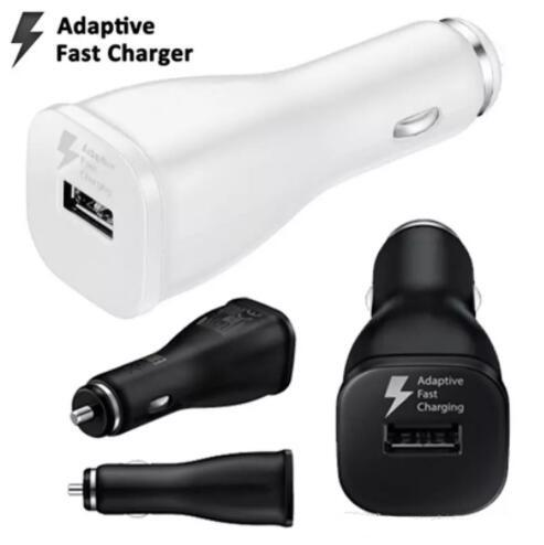 OEM original quality 15W Car Cahrger Fast Charging Adapter Fast Car Charger for Samsung GalaxyS7 S6 Edge