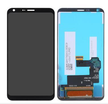 2019 Black For LG Q6 M700 M700A LCD Display Monitor Touch Screen Digitizer  Glass Panel Full Assembly Replacement Parts From Nokephonesparepart,