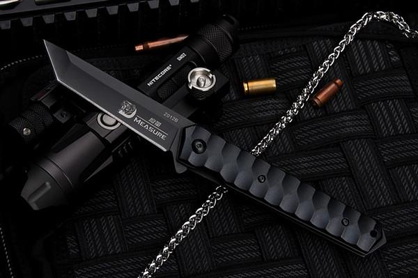 Square Blade Black