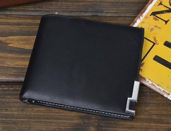 2019 nuova borsa Portafoglio spedizione gratuita Modello plaid di alta qualità da donna portafogli uomo puro portafogli di design di fascia alta con scatola