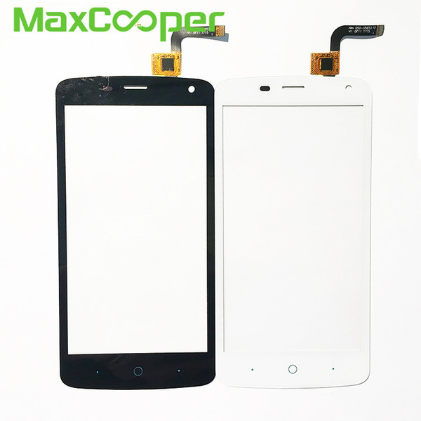 "Top Quality 5.0"" For ZTE Blade L2 Plus L370 C370 L2Plus Touch Screen Digitizer Front Glass Panel Sensor"