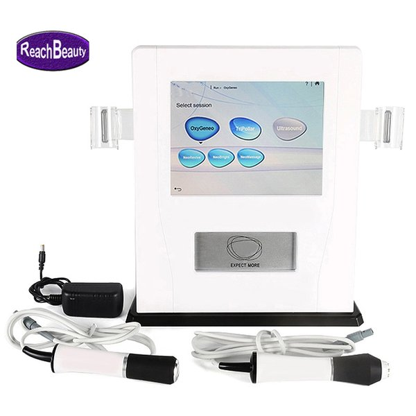 3 in 1 Oxygen Jet Peel Facial BIO Ultrasound Machine CO2 Oxygenation Facial Skin Care