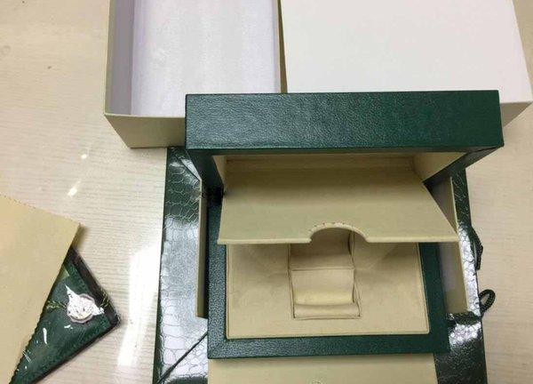 reloj + caja