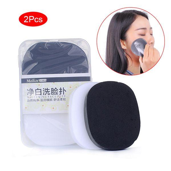 4PCS x Soft Sponge Makeup Facial Face Body Washing Cleansing Puff High Quality