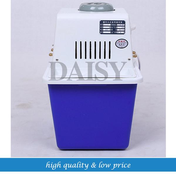 top popular Water Circulating Multi-purpose Vacuum Pump, air drawing rate 10L min 2020