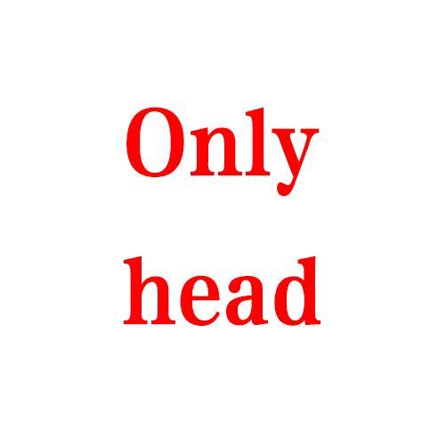 Sólo la cabeza
