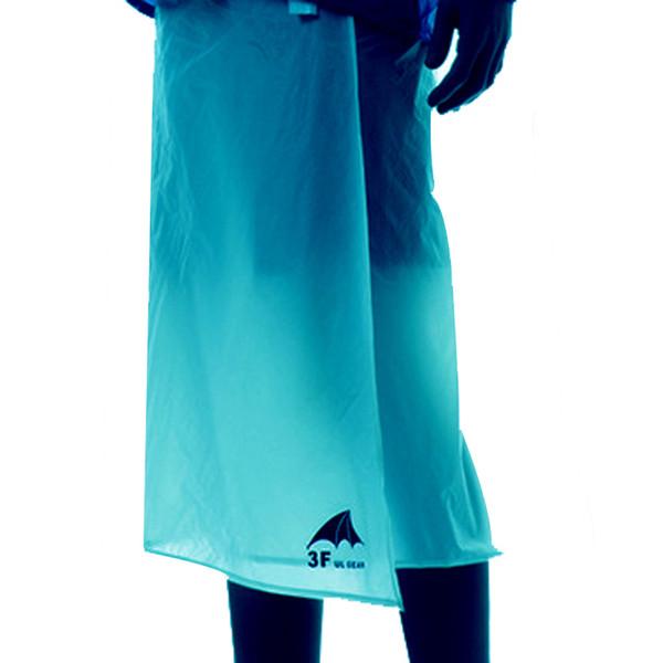 2019 3F UL GEAR Cycling Camping Hiking Rain Pants Lightweight Breathable Kilt Ultralight Waterproof Rain Skirt 65g cheap new