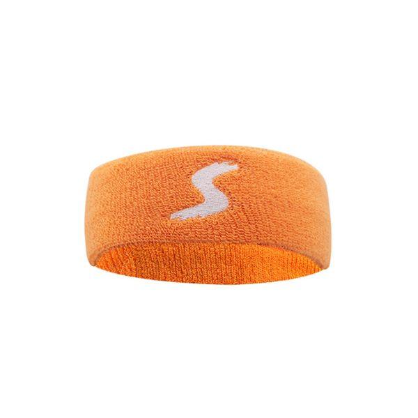 Cotton Thick Tower Sports Sweat Band Hair Headband Tennis Badminton Basketball Sweatband Head Basketball Tennis Yoga Headbands