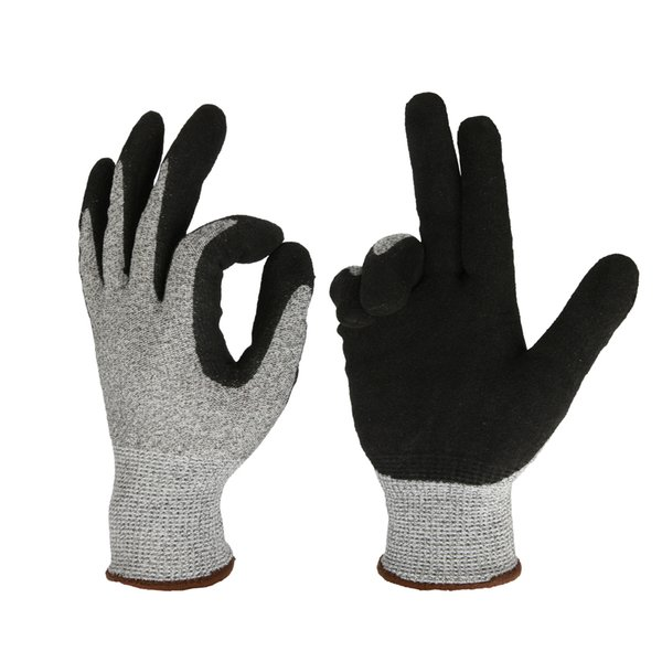 Anti-cut level 5 gloves, kitchen knife blade anti-skid HPPE, gardening gloves safety protection COLOR random
