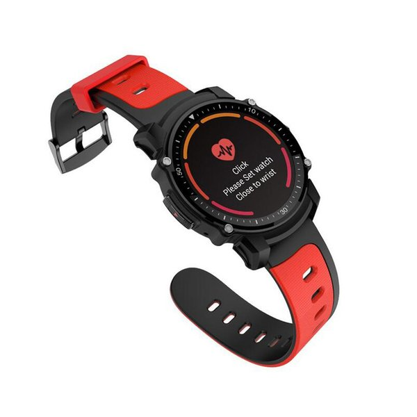 Newest FS08 Bluetooth Smart Watch Waterproof IP68 Swim GPS Sport Fitnes Tracker Stopwatch Heart Rate Monitor Wristwatch for Android