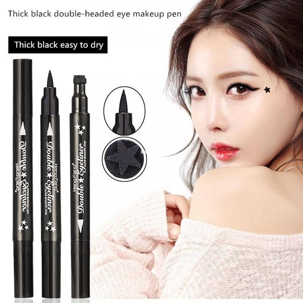 Womens Fashion Waterproof Seal Double Eyeliner Makeup Eyeliner Tattoo Best  Eyeliner Eye Makeup Tips From Dawn_girl, $1 17| DHgate Com