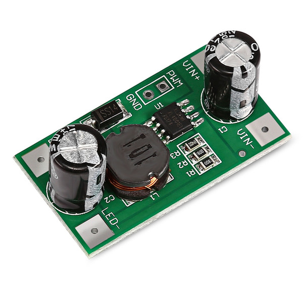 LED Driver Constant Current Power Supply Module PWM Dimming Ultra-small size design, with features of low noise and safety
