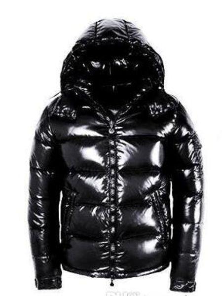 top popular Designer Jackets Hot Sale Men Winter Patch Down Jacket Casual Hip Hop Warm Trendy Jacket Male White Duck Down Man Winter Coat Black 2020