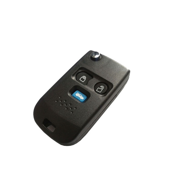 3 Buttons Remote Key Case Shell Fob Folding Flip For Ford Transit MK6 Connect Maverick
