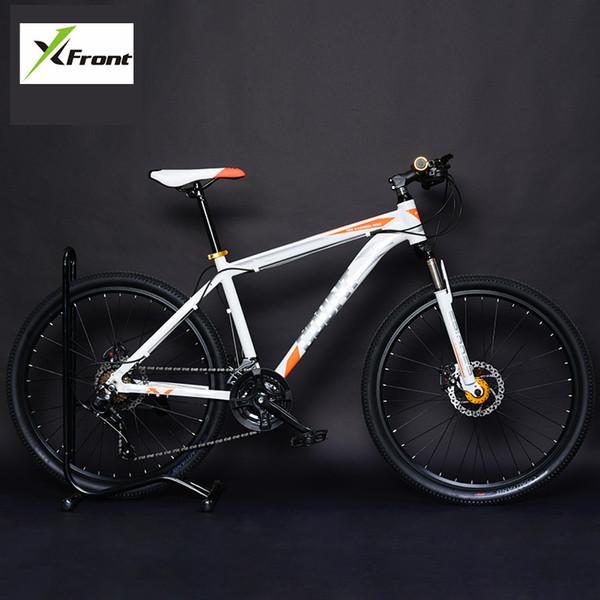 New Brand Mountain Bike 24/27/30 Velocità 24 pollici Ruota Telaio In Lega di Alluminio Olio Freno A Disco Bicicletta Sport Outdoor Smorzamento Bicicleta
