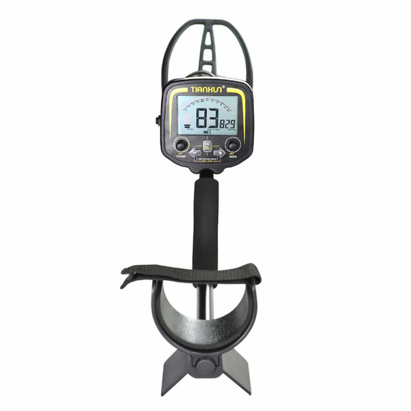 2018 new TX850 underground metal detector device of high precision liquid crystal display archaeological treasure revealer of go