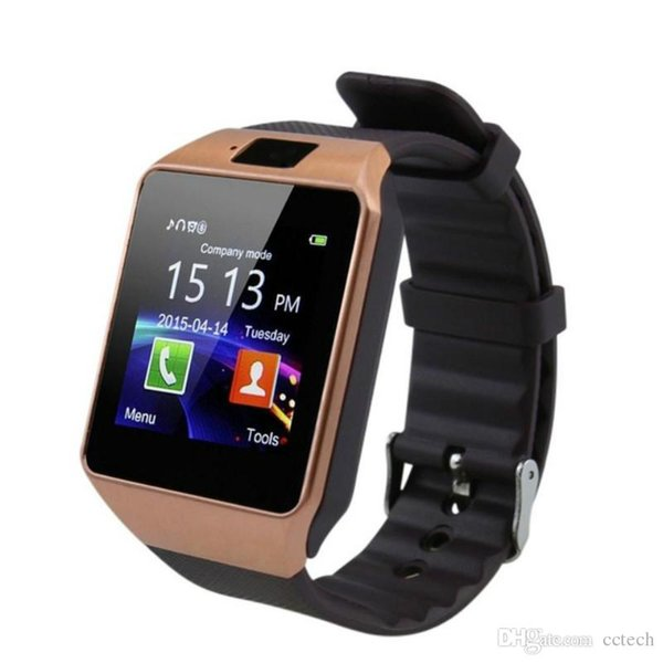 Bluetooth Smart Watch Smartwatch DZ09 Android Phone Call Relogio 2G GSM SIM TF Card Camera for Android I-OS phone PK GT08 A1