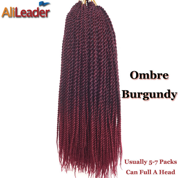 T1B/Burgundy 3Pcs/Lot