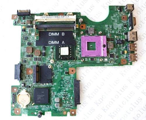 CN-0K137P Für Dell Inspiron 1440 Laptop Motherboard 48.4BK09.011 DDR2 GM45 Kostenloser Versand 100% Test ok