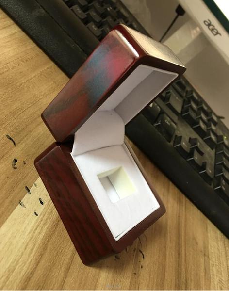 один ящик деревянный дисплей