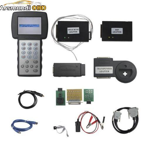 DHL Best V0346.0605 Data Smart3+ FULL IMMO with Original License Professional New Generation Immobilizer and OBD2 Key Programmer