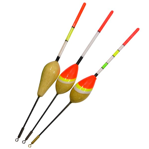 Wholesale- 1 PC 1g 2g Fishing Float For Carp Fishing Tackle Floats Bobbers Boyas Pesca Slip Drift Saltwater Freshwater Pescaria Acessorios