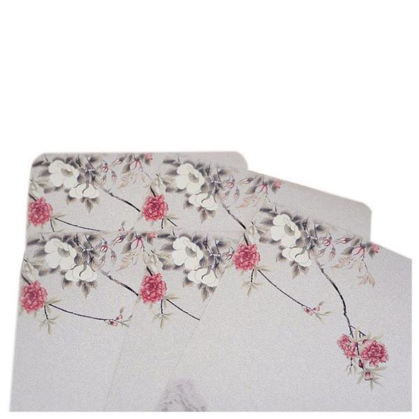 Asequible 10 unidades / fiesta Vintage estilo chino Vintage papel artesanal sobre 272 carga de viento Qu Yuan