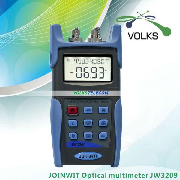 JW3209 Optical Loss Test Set, JW3209 with fiber power meter and laser source ,Optical Multimeter