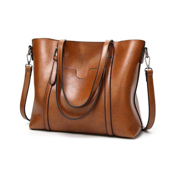 Femmes sac à main en cuir femmes sacs à main en cuir de luxe dame sacs à main avec sac à main poche femmes sac à bandoulière grand fourre-tout sac bolsos mujer