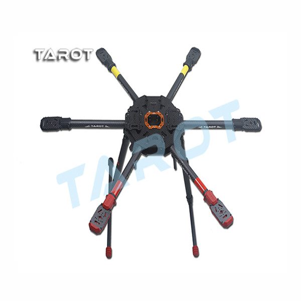 2018 Tarot 810 Sport Fpv 6 Axle Hex Copter Foldable Frame Electric ...