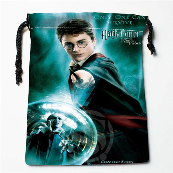 Fl-Q168 New  #1 Custom Printed receive bag Bag Compression Type drawstring bags size 18X22cm 711-#Fl168