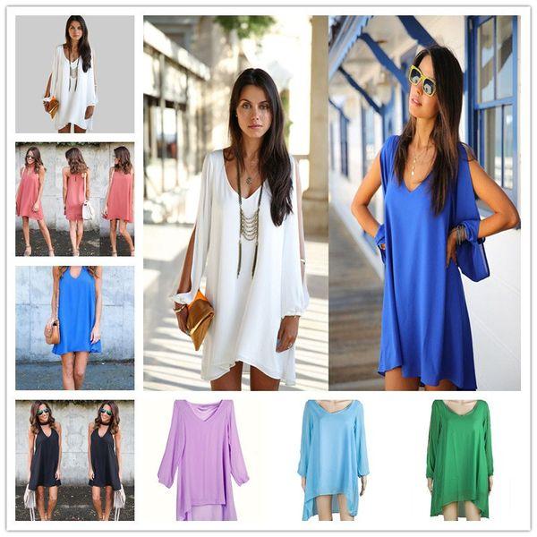 2018 Women Autumn Spring Vintage Dress Long Sleeved Print Floral Dress Women Retro Vintage Elegant Tunic Vestidos Knit Dresses