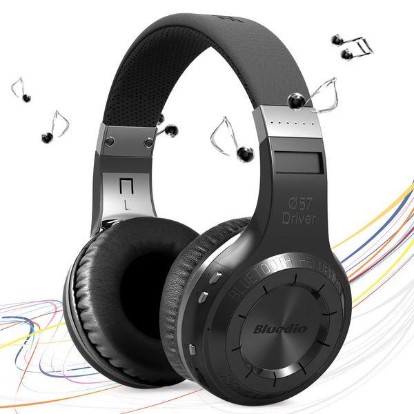 Gratis Versand Bluedio HT (Shooting Brake) Kabellose Bluetooth 4.1 Stereo Kopfhörer Mic Freisprecheinrichtung und Music Player