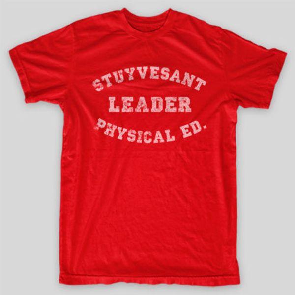 Stuyvesant Lideri Beden Eğitimi Beastie Boys T-Shirt Boyutları S-5X Tee Gömlek Erkekler Benzersiz Kısa Kollu Pamuk Özel Artı Boyutu Aile T Shir