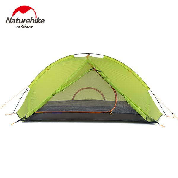 NatureHike Tagar Camping Tent For 1-2 Person Double Layer Lightweight Waterproof Windproof Tent For One Bedroom Three Season