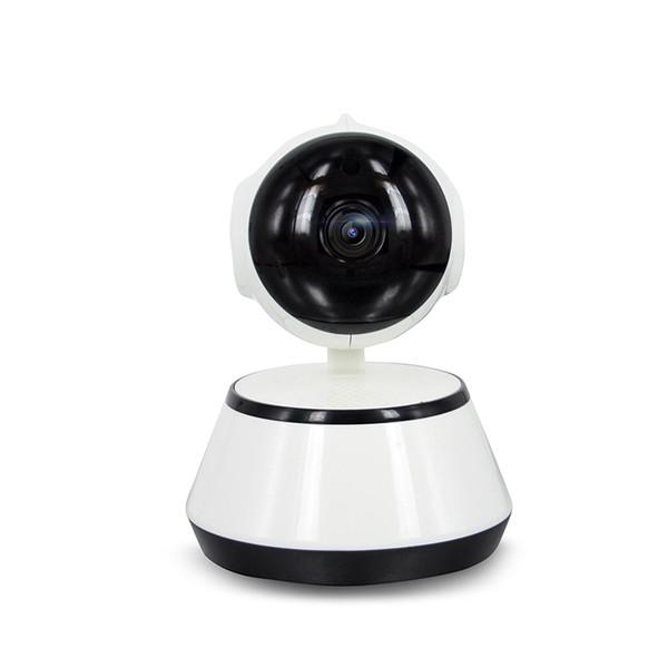 Pan Tilt Wireless IP Kamera WIFI 720 P CCTV Home Security Cam Micro SD Slot Unterstützung Mikrofon P2P Kostenlose APP ABS Kunststoff Kostenloser Versand