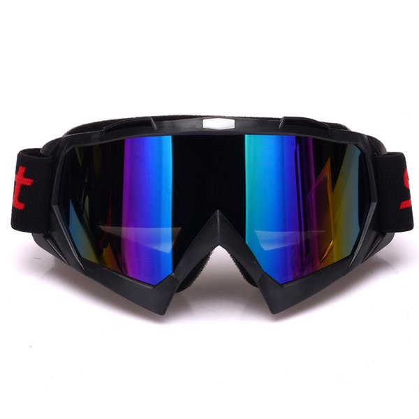 Ski Goggles Mask Skateboard Skating Eyewear Sunny Cloudy Snowboard Glasses Bike Riding Fast Motor Outdoor Sport Safety Cycling