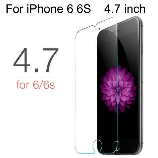 For iphone 8 plus screen protection For Apple iphone X XS Max XR 4 4s 5 5s 5c SE 6 6s 7 Plus Touch 6 5 Screen Protector Tempered glass Film