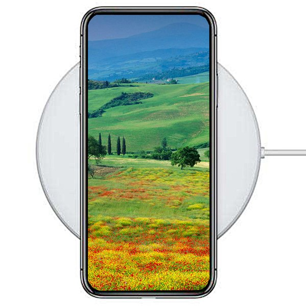 5.8inch Goophone 11 XI Quad Core MTK6580P Android Smartphones 1G/16G face id wireless charging Unlocked Phone with Sealed box