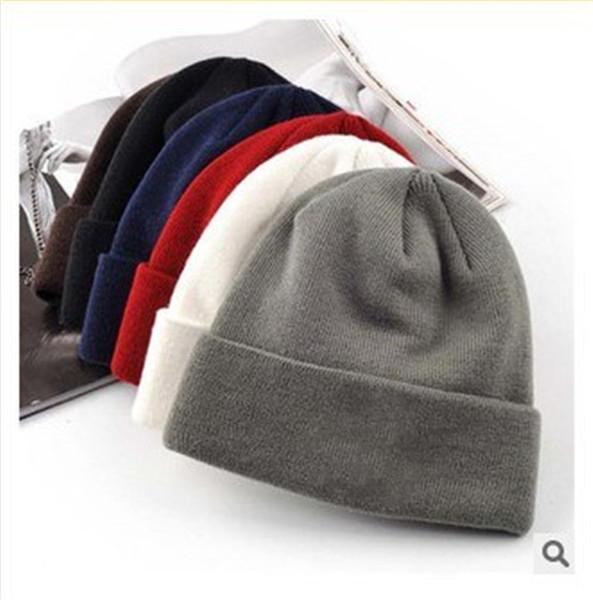 Designer Hüte Mützen Männer Paare Hut Maske Caps N Y Marke Winter Spring Sports Mützen Casual Skullies Marke gestrickte Hip Hop Hüte HWG181109