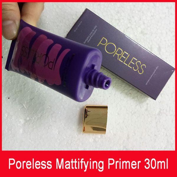 New makeup Poreless mattifying primer base de teint matifiante high performance naturals 30 ml drop shipping