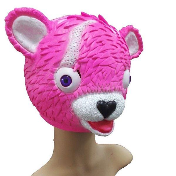 Color:pink bear