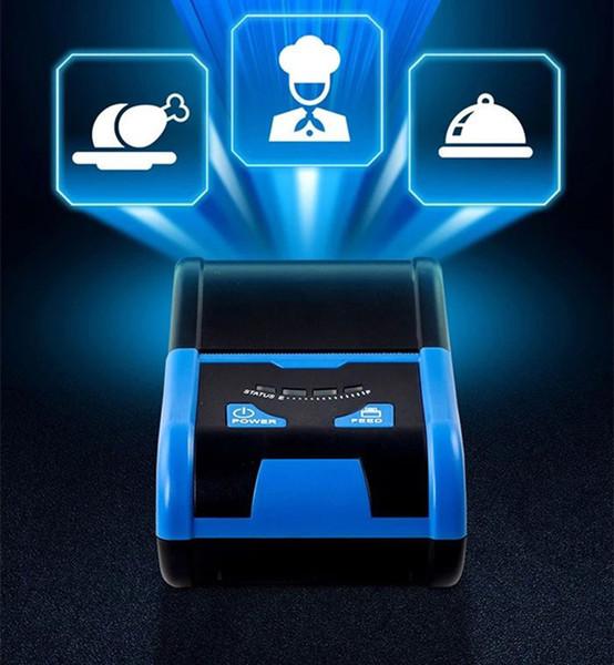 Portable Bluetooth Label Printer Handheld Sticker Clothing Store Tag Mini  Label Machine Connectable Mobile App Print Thermal Printer Toner Printer
